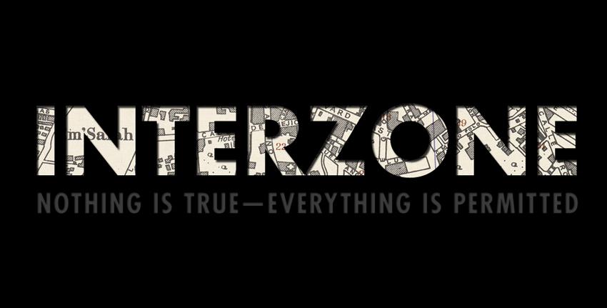 Interzone banner