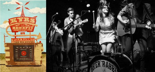 Wild Rabbit to play benefit concert for KYRS