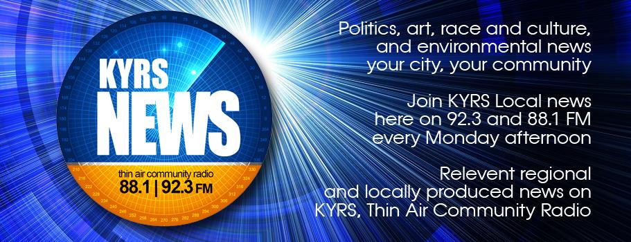 KYRS News Banner