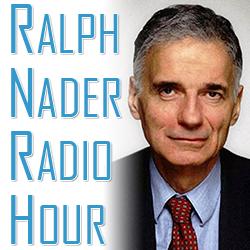 Ralph Nader Radio Hour LOGO