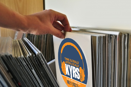 KYRS Music & Gear Sale and Open House both in February