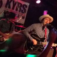 Thanks for coming out to the KYRS 14th Anniversary Party with Nic Armstrong & The Thieves and Pine League!