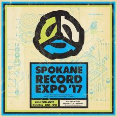 KYRS Presents: Spokane Record Expo, Saturday, June 10th