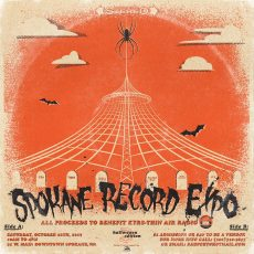 Spokane Record Expo is back! November 4th