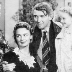 "Special Giving Tuesday Big-Screen Viewing of ""It's a Wonderful Life"" at the Magic Lantern, 6:30 PM Tues. Nov. 28th."