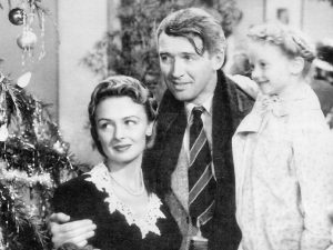 """Special Giving Tuesday Big-Screen Viewing of """"It's A Wonderful Life"""" @ Magic Lantern Theatre"""