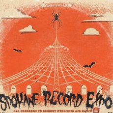 KYRS Presents: The Spokane Record Expo, Oct. 20th