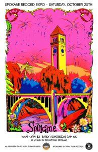 KYRS Presents: Fall Spokane Record Expo @ Community Building