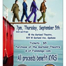 KYRS Movie Night at the Garland Theater: Pirate Radio