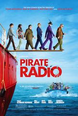 KYRS Movie Night at the Garland Theater: Pirate Radio @ Garland Theater